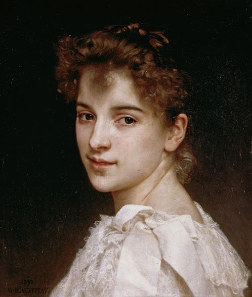 Portrait of Gabrielle