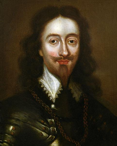 Portrait of Charles I (1600-49)