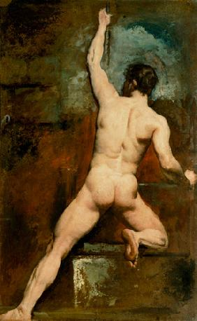 Study for a Male Nude