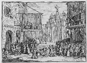 Masquerades and Operas, Burlington Gate