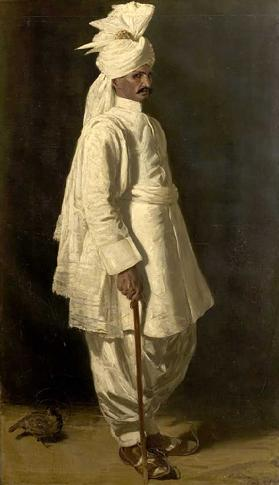The Viceroys Orderly (Ruftadur Valayar Shah), 1915