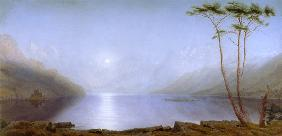Loch Duich, Summer Moonlight  on